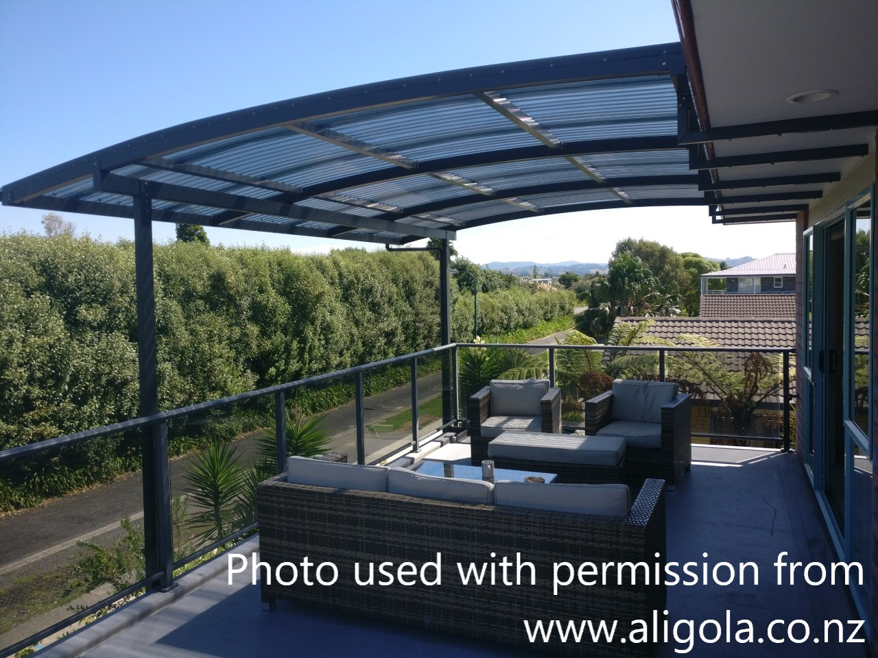 Suncover Polycarbonate Roofing