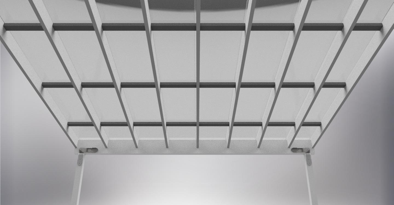 Custom Glaze rafter purlin diagram