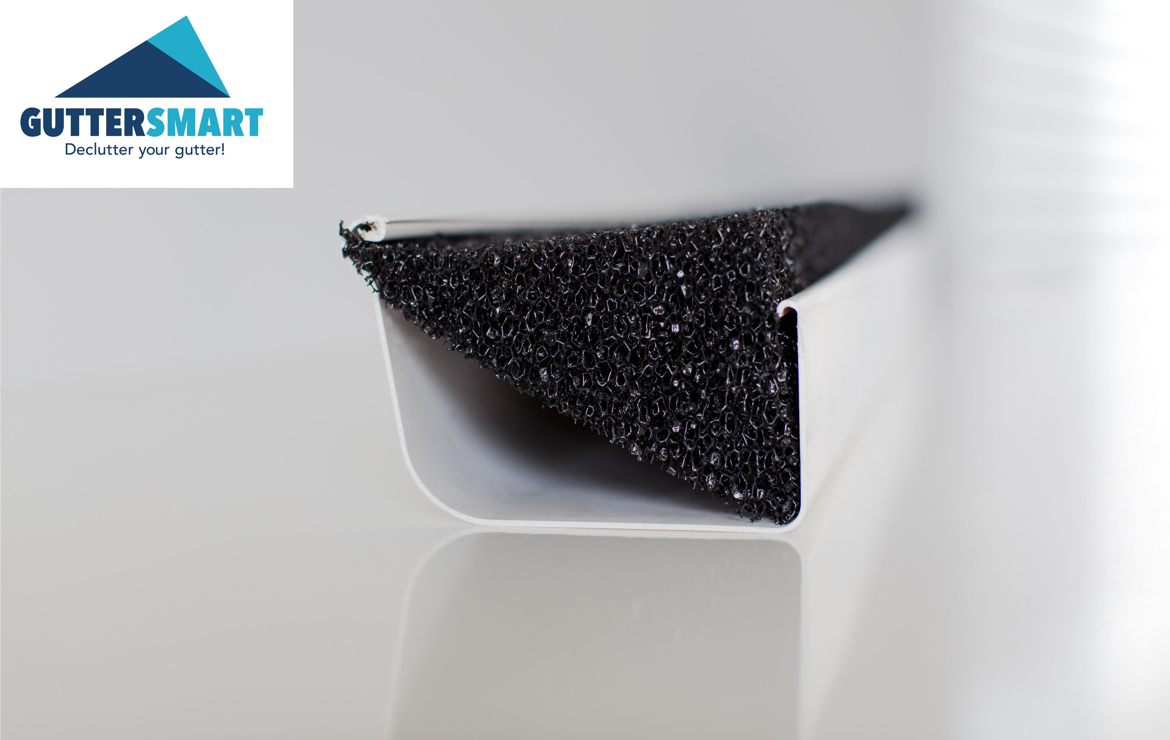 Gutter-protection-foam-guard-Guttersmart-home
