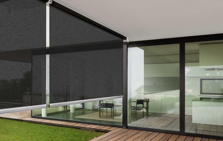 outdoor blinds, patio blinds, outdoor shade, outdoor roller blinds , ziptrack, ziptrak