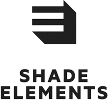 Shade Elements logo available from Sunnyside