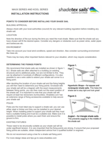 Shadetex Kool Series shade cloths installation instructions thumbnail