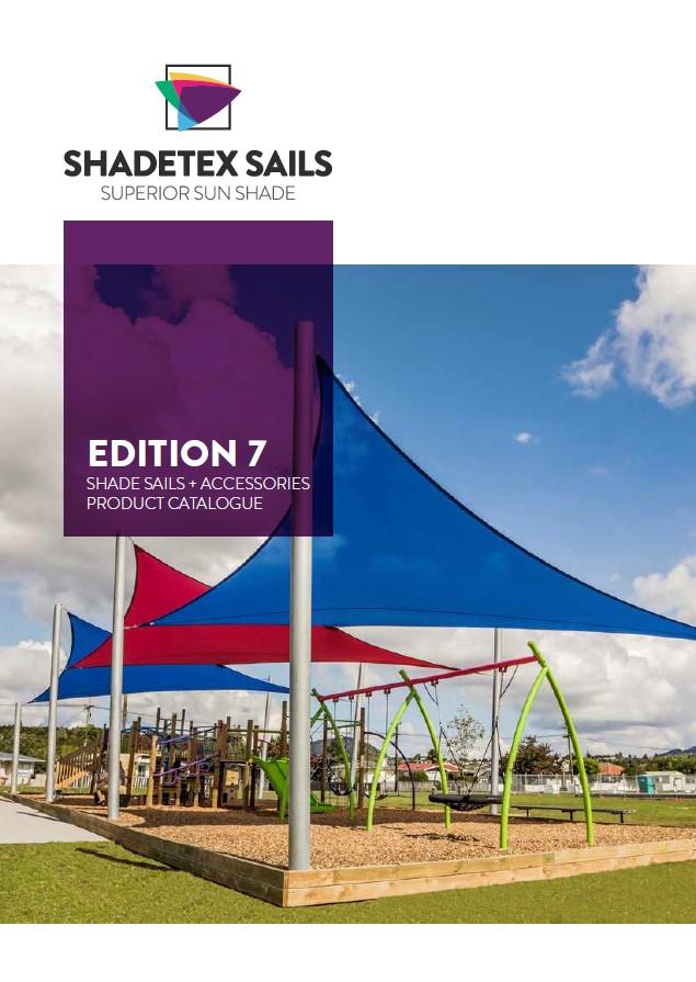 Shadetex Sails Catalogue Edition 7 Thumbnail
