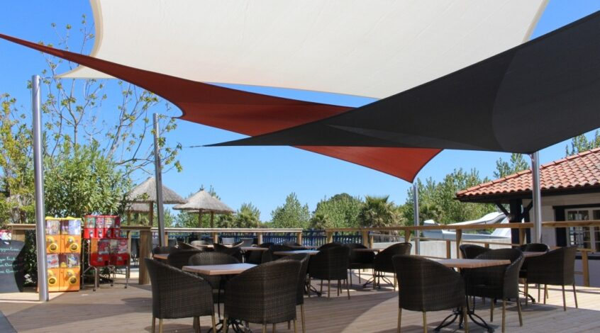 Sun shade sail buy online from Sunnyside