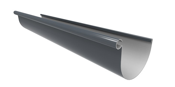 MT1.3.GYF_Marley Typhoon PVC Spouting 4m Grey Friars