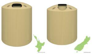 5000L-Water-Storage-Tank-Devan-Beige-south-north