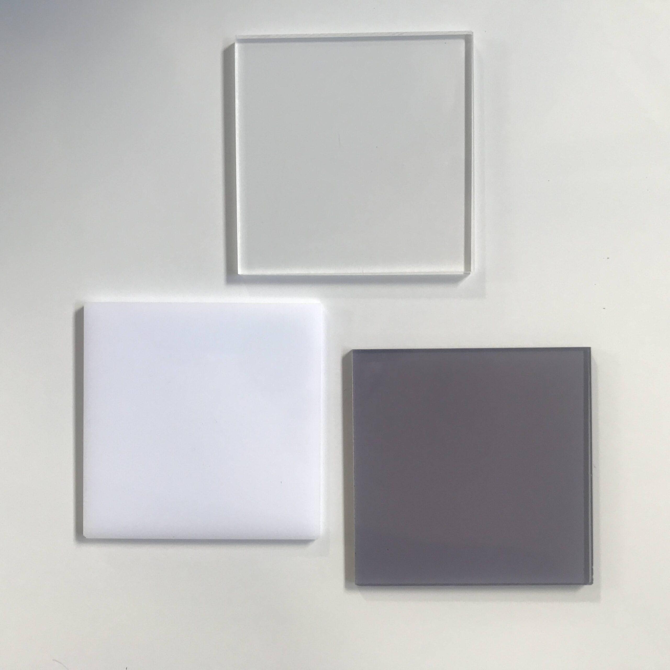 Astariglas colours clear grey opal acrylic