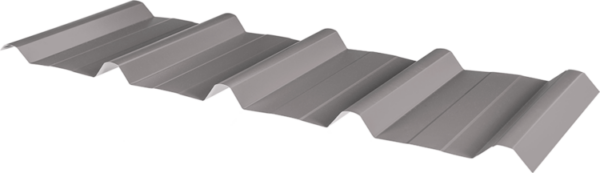 TRS-5 steel roofing profile from Sunnyside