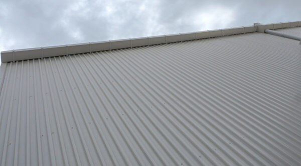 TRS5 metal cladding sheets from Sunnyside