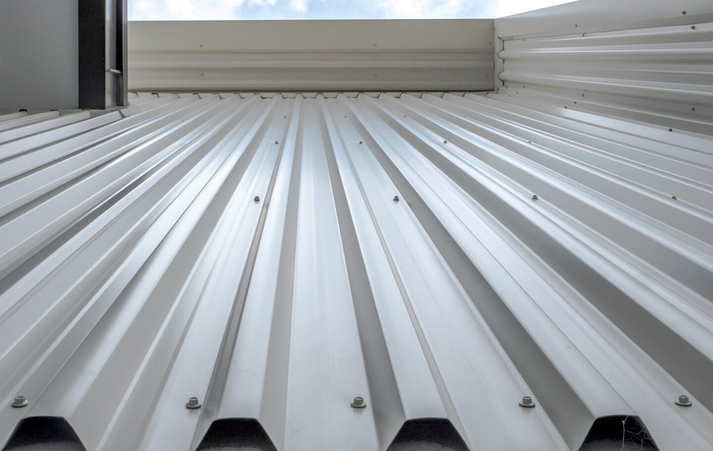 TRS5 metal roofing from Sunnyside - home