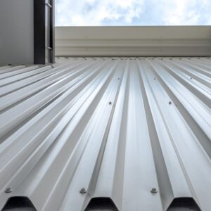 TRS5 metal roofing from Sunnyside - square
