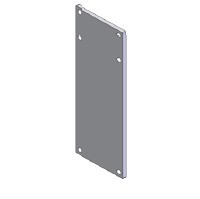 ClearSpan box end plate