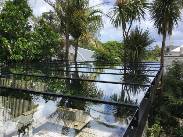 UGS flat polycarbonate panels